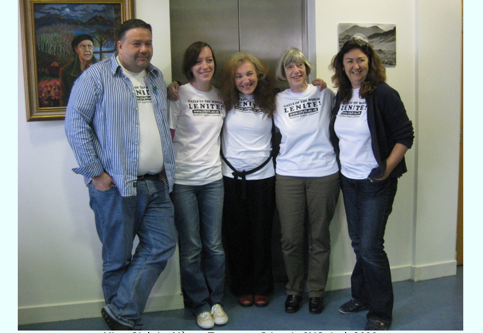 The London Gaelic class